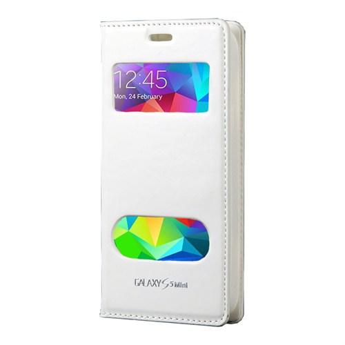 Markaawm Samsung Galaxy S5 Mini Kılıf Magnum Gizli Mıknatıslı