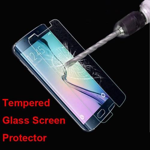 Markaawm Samsung Galaxy S6 Edge Kırılmaz Cam Temperli