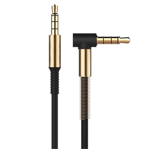 Joyroom Jr-S600 3.5Mm Stereo Siyah Aux Kablo