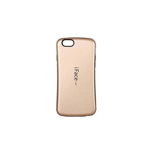 İface Mall Apple İphone 6 Sert Parlak Kılıf-Altın