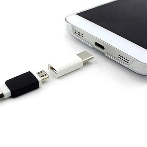 Oneplus X Type C To Micro Usb Dönüştürücü Mini Adaptör