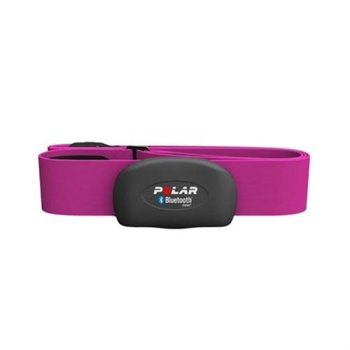 Polar H7 Hr Kalp Atış Hız Sensörü Pink M-Xxl