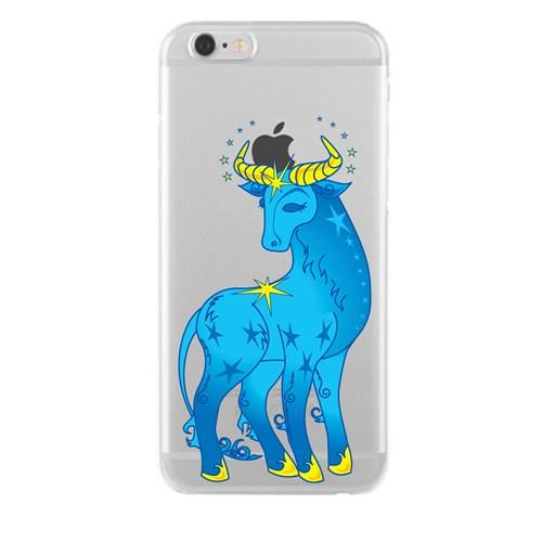 Remeto Samsung Galaxy Note 4 Transparan Silikon Resimli Oğlak Borçu