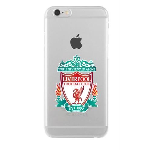 Remeto Samsung Galaxy Grand 2 Transparan Silikon Resimli Liverpool Logo