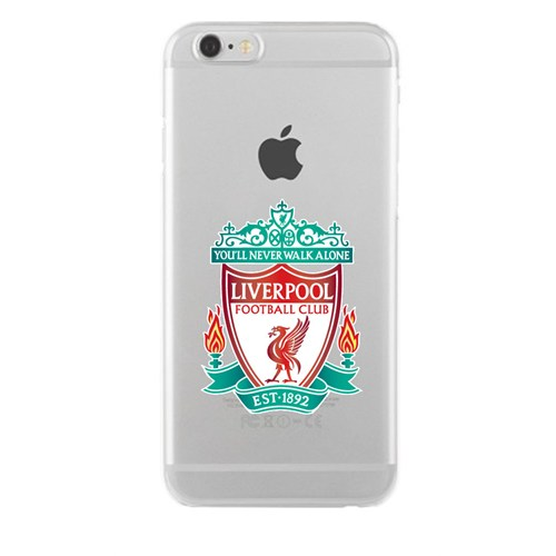Remeto Samsung Galaxy A3 Transparan Silikon Resimli Liverpool Logo