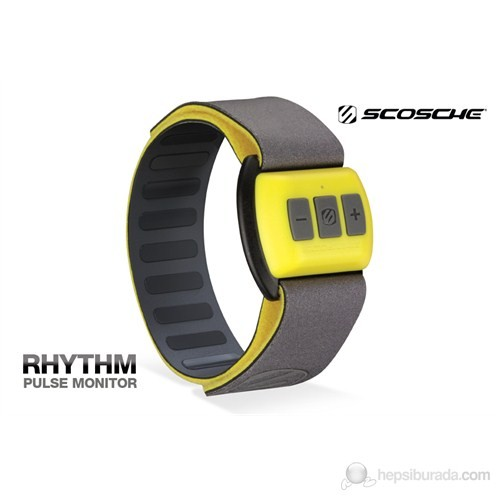 Scosche Rhytm Sportif Bluetooth Nabız Sayar