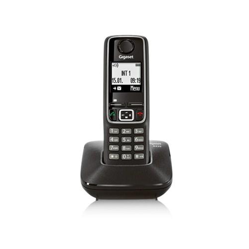 Gigaset A420 Dect Telefon - Siyah