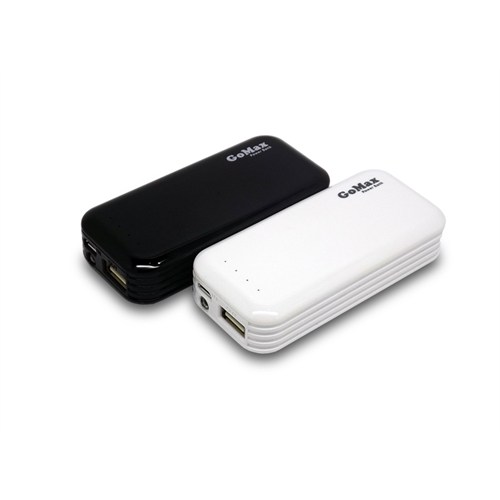 Gomax Powerbank 5600 Mah Taşınabilir Şarj Cihazı Beyaz