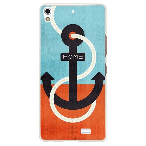 Cover&Case General Mobile Discovery Aır Silikon Tasarım Telefon Kılıfı