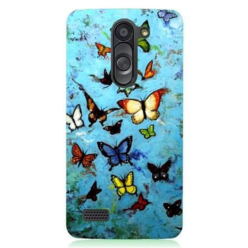 Cover&Case Lg L Bello Silikon Tasarım Telefon Kılıfı