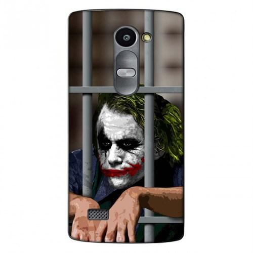 Cover&Case Lg Leon Silikon Tasarım Telefon Kılıfı