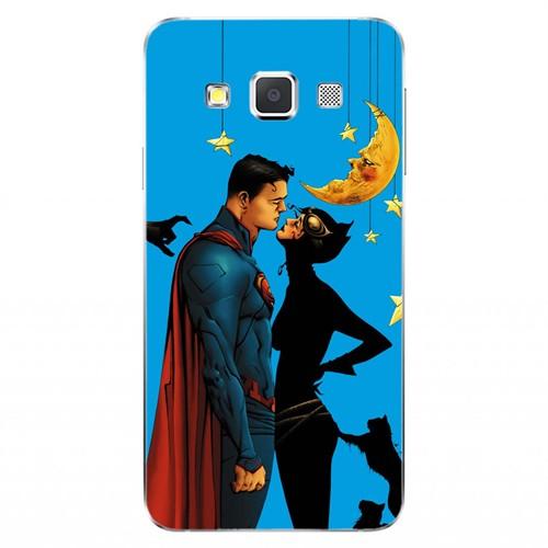 Cover&Case Samsung Galaxy A3 Silikon Tasarım Telefon Kılıfı