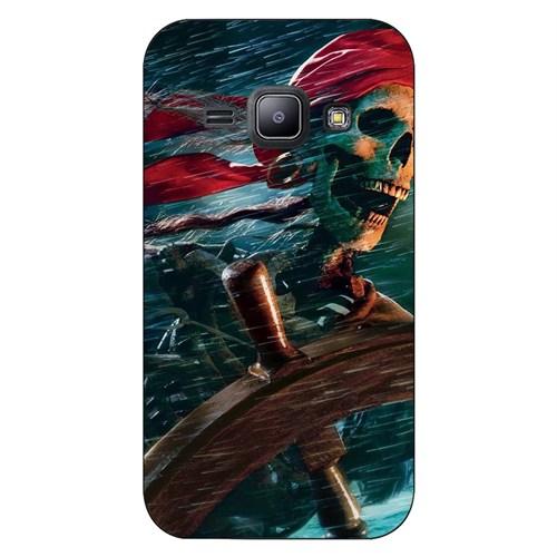 Cover&Case Samsung Galaxy J1 2016 Silikon Tasarım Telefon Kılıfı