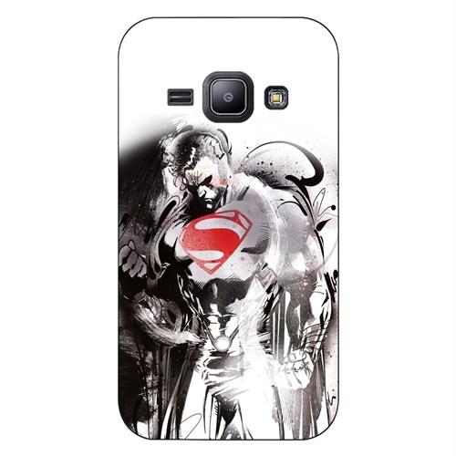 Cover&Case Samsung Galaxy J1 Mini 2016 Silikon Tasarım Telefon Kılıfı