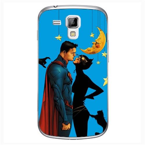 Cover&Case Samsung Galaxy S3 Mini Silikon Tasarım Telefon Kılıfı