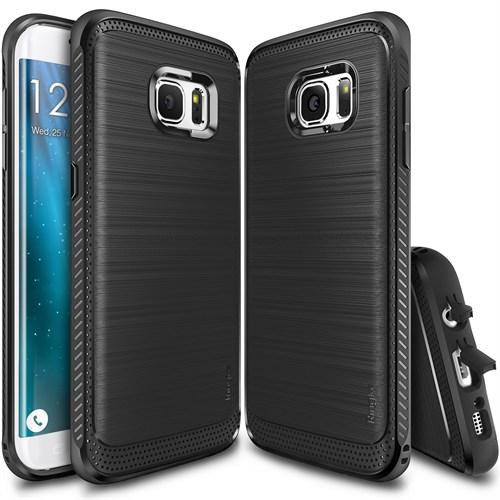 Ringke Onyx Galaxy S7 Edge Kılıf Black - Ultra Extra Darbe Dağıtıcı Tam Koruma