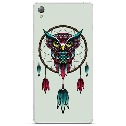 Cover&Case Sony Xperia Z3 Silikon Tasarım Telefon Kılıfı