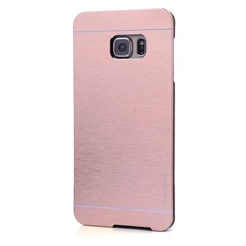Cep Market Samsung Galaxy S6 Edge Plus Kılıf Motomo Sert Kapak