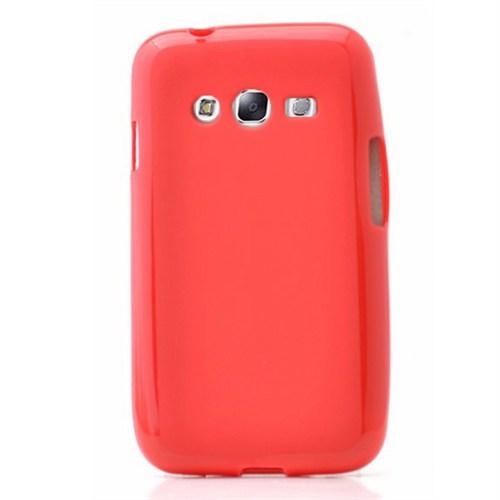 Cep Market Samsung Galaxy Ace 4 Kılıf Parlak Silikon