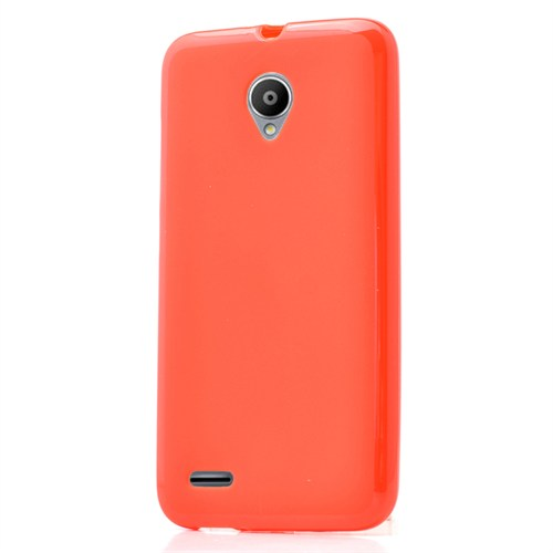 Cep Market Vodafone Smart Prime 6 Kılıf Parlak Silikon
