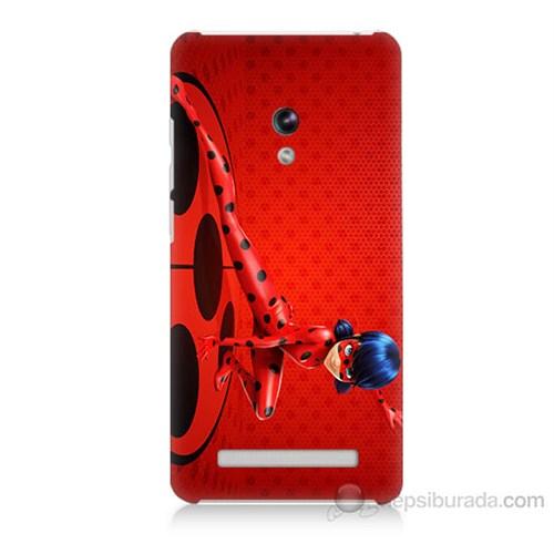 Teknomeg Asus Zenfone 5 Lite Sevimli Kahraman Baskılı Silikon Kapak Kılıf