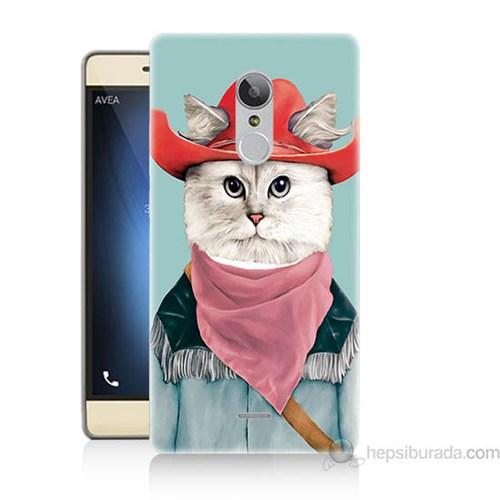 Teknomeg Türk Telekom Tt175 Çizmeli Kedi Baskılı Silikon Kapak Kılıf