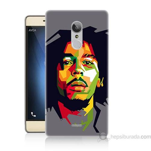 Teknomeg Türk Telekom Tt175 Bob Marley Baskılı Silikon Kapak Kılıf
