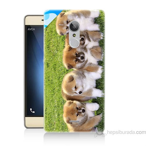 Teknomeg Türk Telekom Tt175 Sevimli Köpek Baskılı Silikon Kapak Kılıf