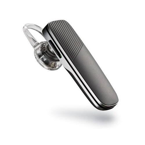 Plantronics Explorer 500 Gri Bluetooth Kulaklık (USB Şarjlı) + Araç Şarjı