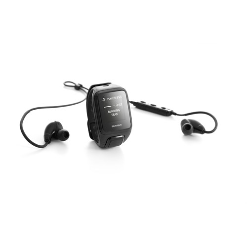 Tomtom Runner 2 Cardio+Music+Bluetooth Small Blk/Ant
