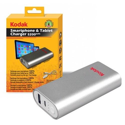 Kodak 5200 mAh Taşınabilir Şarj Cihazı-10644813