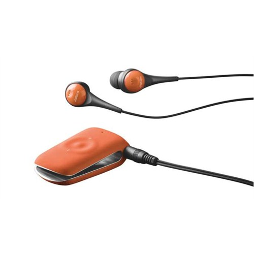 Jabra Clipper Stereo Bluetooth Kulaklık Turuncu