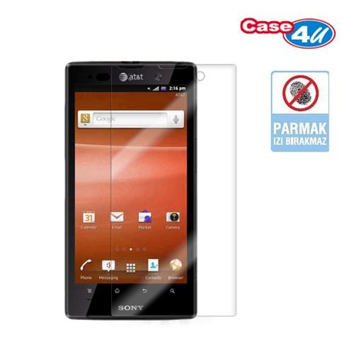Case 4U Sony Xperia ion LTE Ekran Koruyucu ( Parmak izi bırakmaz )