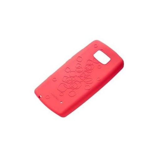 Nokia 700 Kılıf CC-1022 ( Kırmızı)