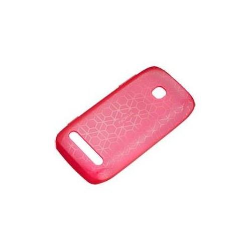 Nokia 603 Kılıf CC-1033 ( Pembe )