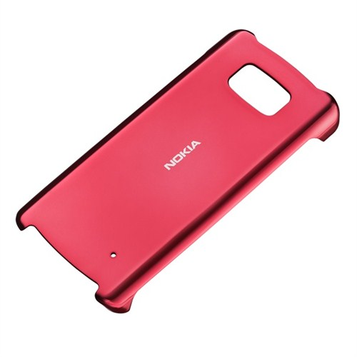 Nokia Soft Kılıf CC-3016 ( Kırmızı )