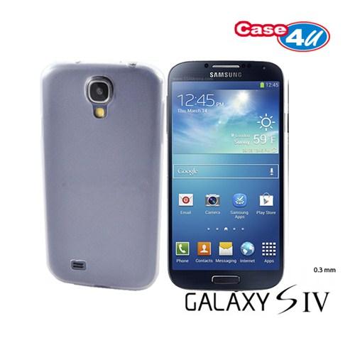 Case 4U Samsung i9500 Galaxy S4 0.3 Kapak Şeffaf