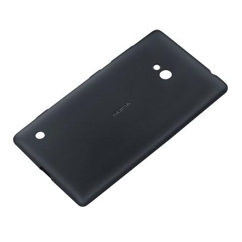 Nokia CC-1057 Lumia 720 Kapak Siyah