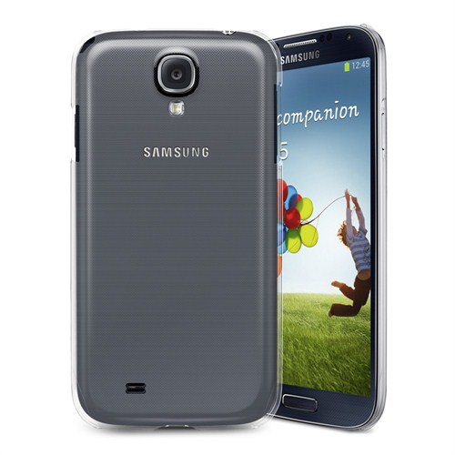Spigen Samsung Galaxy S4 i9500 Ultra Thin Air Transparency Kılıf - Soft Clear (Ekran Koruyucu Hediye)