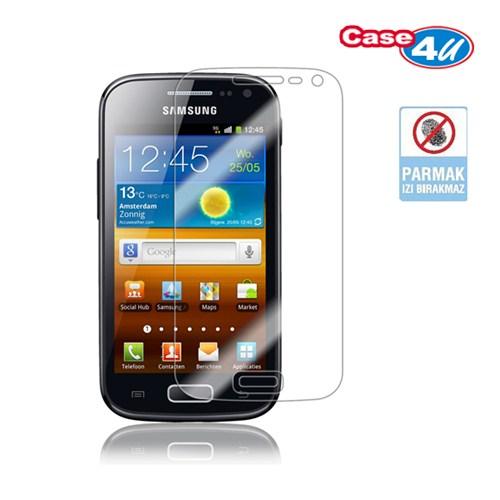Case 4U Samsung Galaxy Ace 2 i8160 Ekran Koruyucu ( Parmak izi bırakmaz )