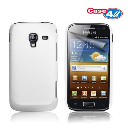 Case 4U Samsung Galaxy Ace 2 i8160 Beyaz Kapak