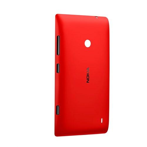 Nokia CC-3068 Lumia 520/525 Kapak Kırmızı