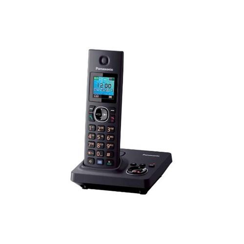 Panasonic Dect Telefon KX-TG7861 Siyah