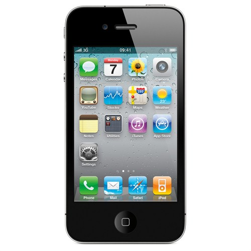 Apple iPhone 4 8 GB ( Siyah )