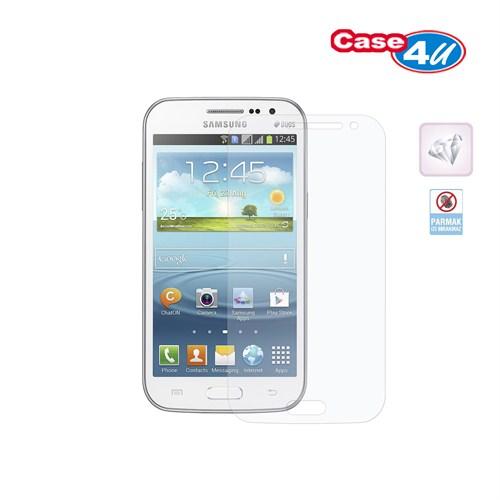 Case 4U Samsung Galaxy Win i8552 Ekran Koruyucu ( Ultra Şeffaf Parmak izi bırakmaz )