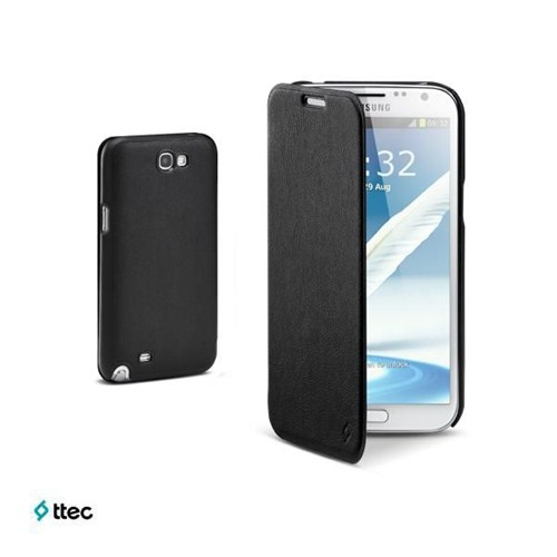 Ttec Flip Case Samsung Galaxy Note 2 Siyah