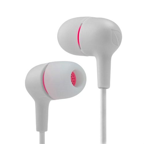 Incase Capsule Mikrofonlu Kulakiçi Kulaklık (Beyaz, Pembe)