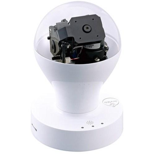 Ozaki O!Care iPhone, iPad ve iPod touch için IP Kamera (Beyaz)