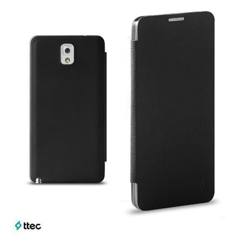 Ttec FlipCase Slim Samsung Galaxy Note 3 N9000 Siyah Kılıf