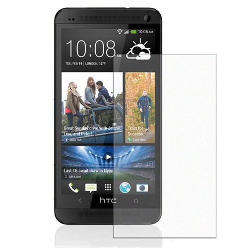 Microsonic HTC One M7 Ultra Şeffaf Ekran Koruyucu Film